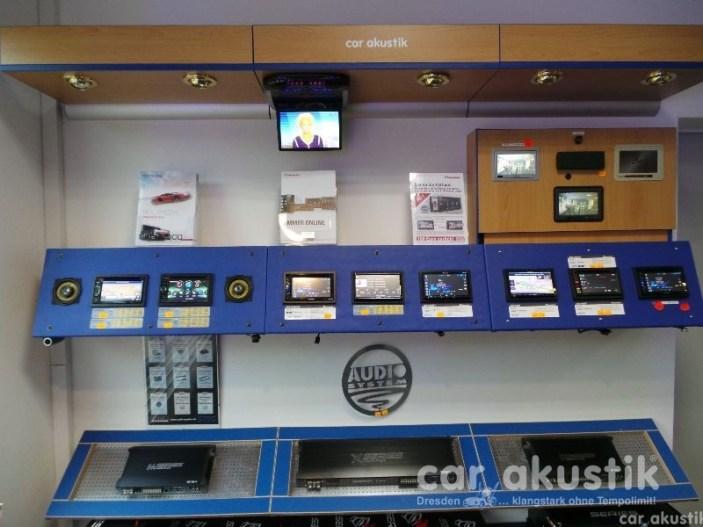 Doppel- DIN Navigation und Monitore
