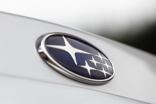 Subaru Car Emblem