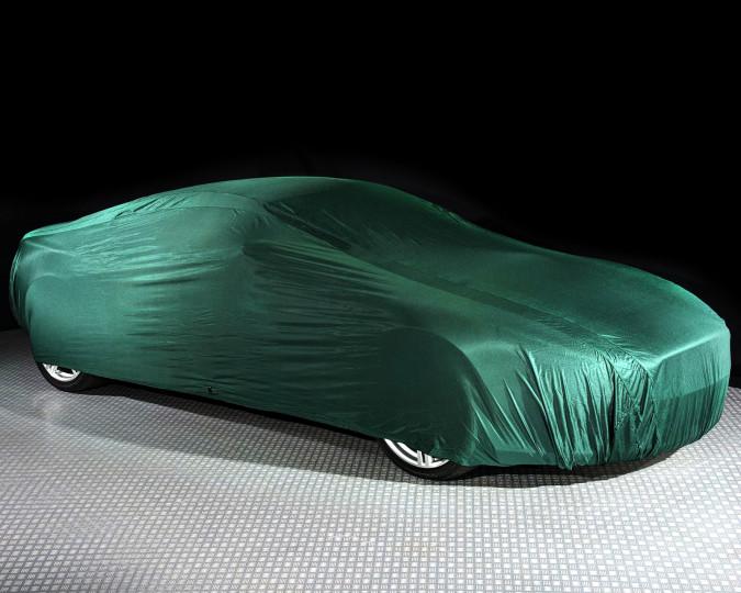 housse voiture interieur semi mesure soft satin car cover