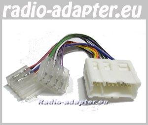 Nissan Primastar 2002  2004 Car Radio Wire Harness, Wiring ISO Lead  Car Hifi Radio Adaptereu