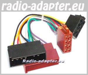 Ford Cougar 1998  2001 Car Radio Wiring Harness, ISO Lead  Car Hifi Radio Adaptereu