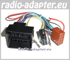 Skoda Fabia II 2007 Onwards Car Radio Wiring Harness, Wire