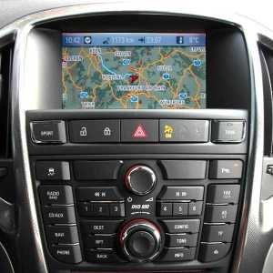 Video interface forOpel DVD Navi 900, DVD Navi 800, DVD