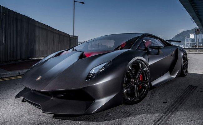 Lamborghini Sesto Elemento Da Concept Ad Auto Di Serie Car