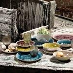 Keramik Geschirr Zu Tisch Bitte Car Mobel