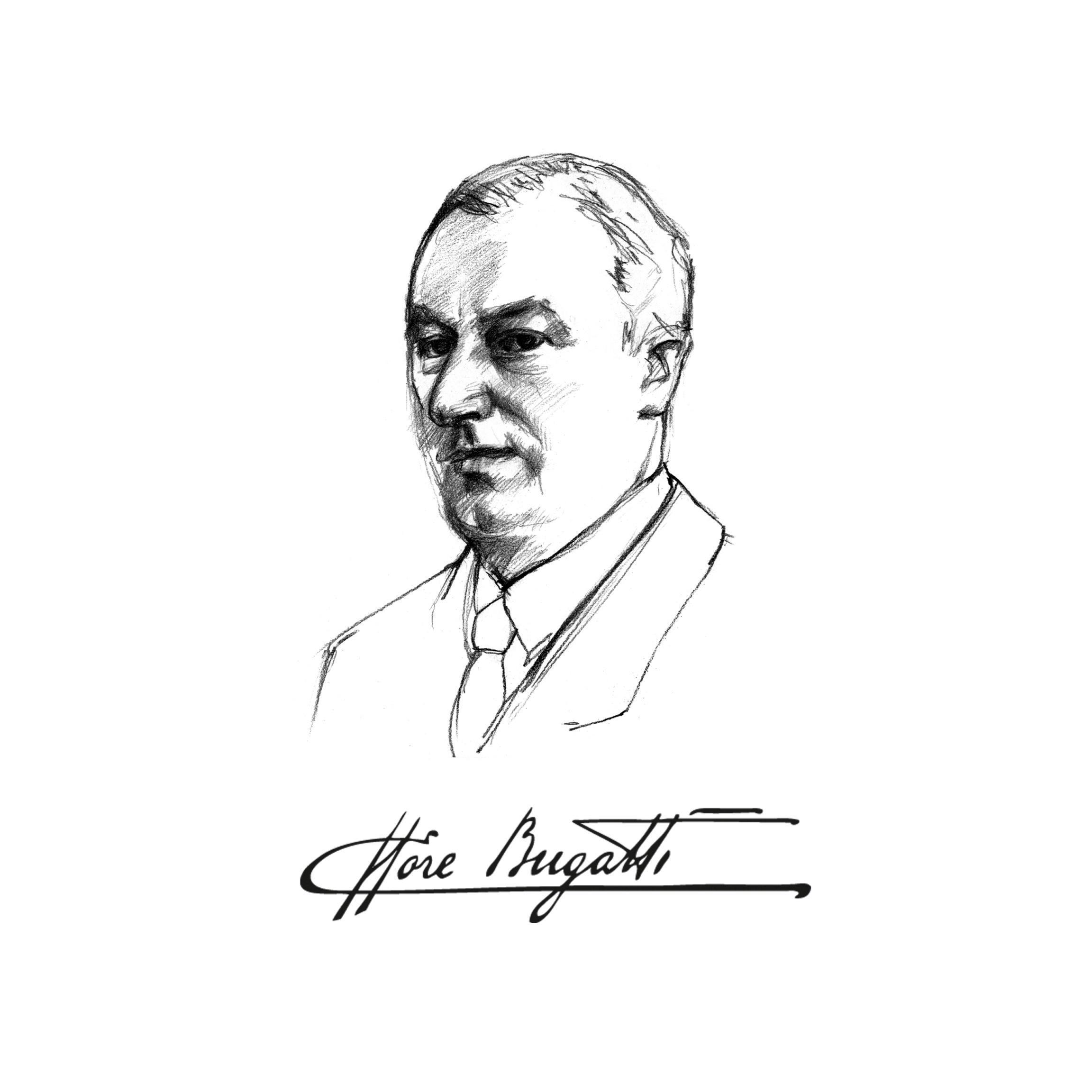 Exclusive Bugatti Veyron Legend Ettore Bugatti In 45