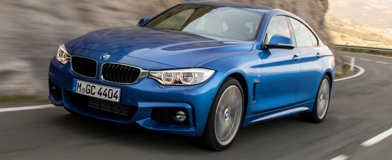 100 New Photos - 2015 BMW 428i and 435i Gran Coupe Are Segment-Busting AWD 4-Doors 1