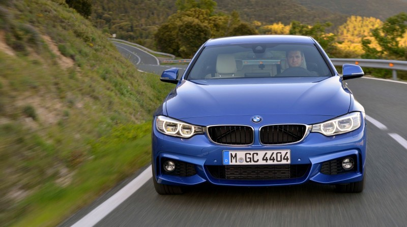 100 New Photos - 2015 BMW 428i and 435i Gran Coupe Are Segment-Busting AWD 4-Doors 16