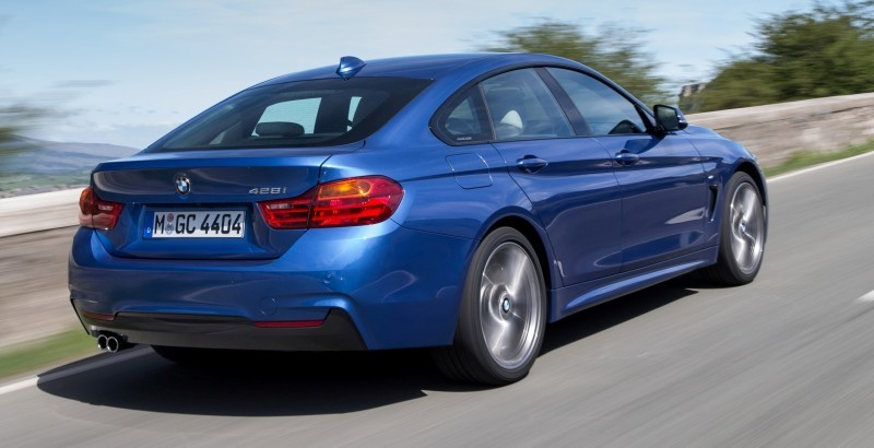 100 New Photos - 2015 BMW 428i and 435i Gran Coupe Are Segment-Busting AWD 4-Doors 26