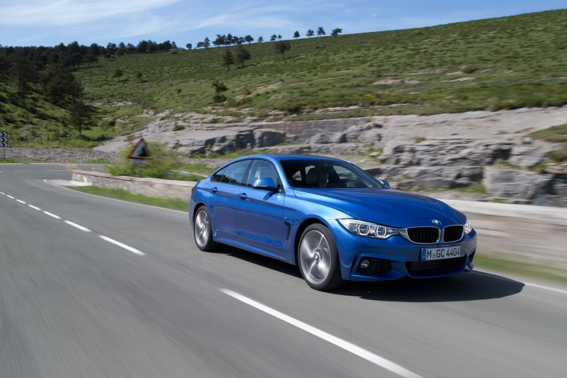 100 New Photos - 2015 BMW 428i and 435i Gran Coupe Are Segment-Busting AWD 4-Doors 31
