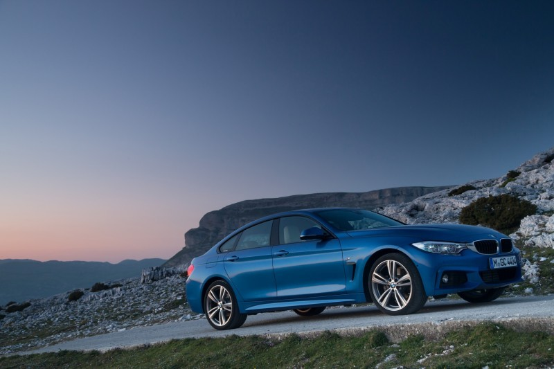 100 New Photos - 2015 BMW 428i and 435i Gran Coupe Are Segment-Busting AWD 4-Doors 36