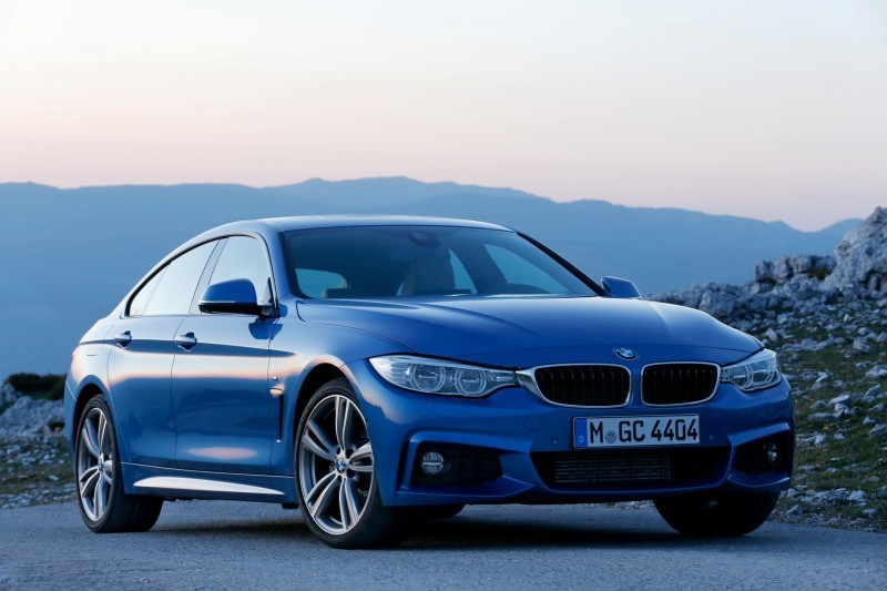 100 New Photos - 2015 BMW 428i and 435i Gran Coupe Are Segment-Busting AWD 4-Doors 42