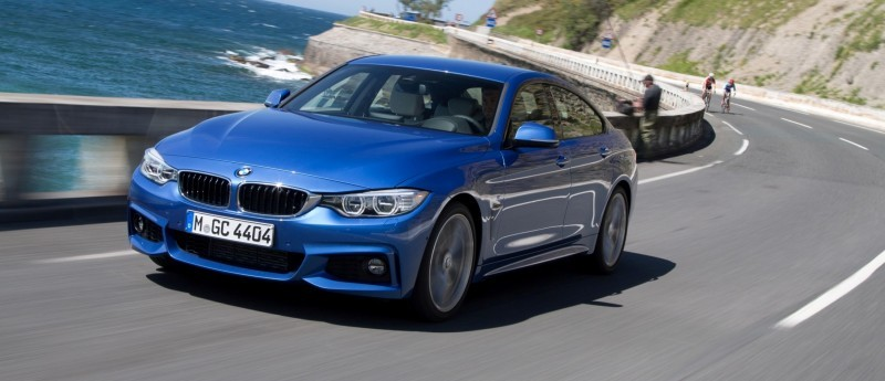 100 New Photos - 2015 BMW 428i and 435i Gran Coupe Are Segment-Busting AWD 4-Doors 6