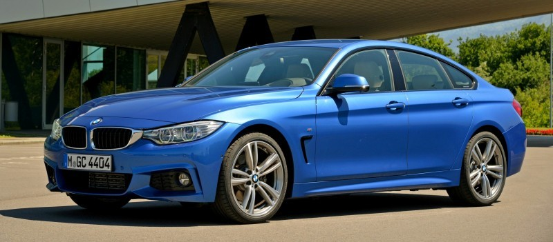 100 New Photos - 2015 BMW 428i and 435i Gran Coupe Are Segment-Busting AWD 4-Doors 75