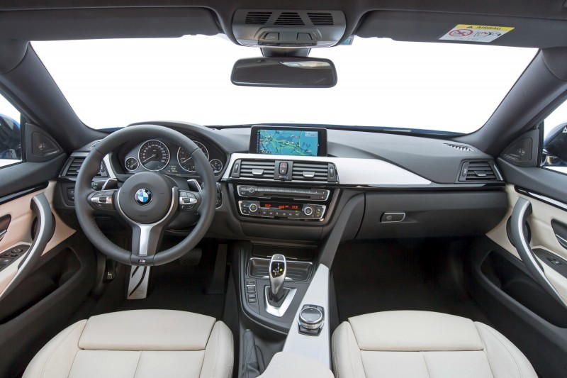 100 New Photos - 2015 BMW 428i and 435i Gran Coupe Are Segment-Busting AWD 4-Doors 79