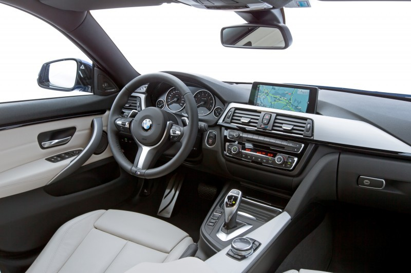 100 New Photos - 2015 BMW 428i and 435i Gran Coupe Are Segment-Busting AWD 4-Doors 81