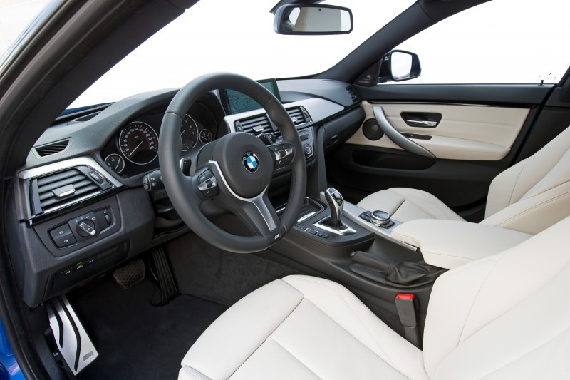 100 New Photos - 2015 BMW 428i and 435i Gran Coupe Are Segment-Busting AWD 4-Doors 85