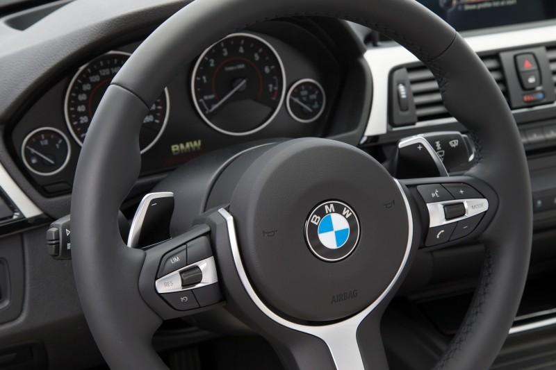 100 New Photos - 2015 BMW 428i and 435i Gran Coupe Are Segment-Busting AWD 4-Doors 93