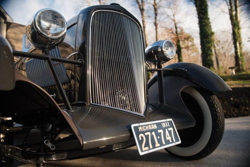 1932 Ford Model 18 Edsel Ford Speedster 18