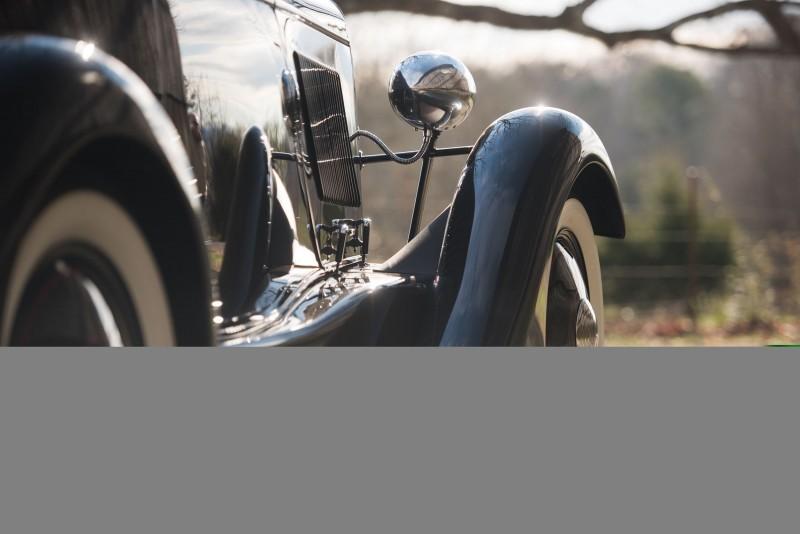 1932 Ford Model 18 Edsel Ford Speedster 31