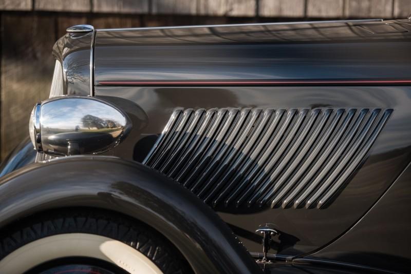 1932 Ford Model 18 Edsel Ford Speedster 32