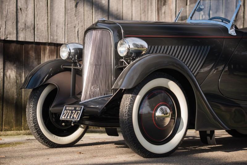 1932 Ford Model 18 Edsel Ford Speedster 33