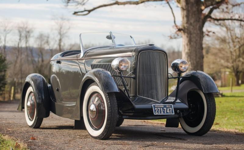 1932 Ford Model 18 Edsel Ford Speedster 41