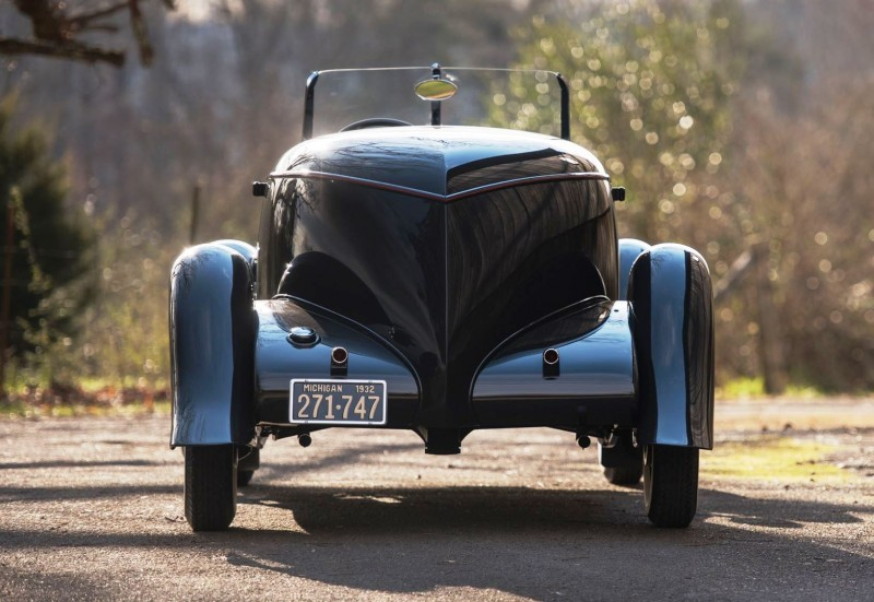 1932 Ford Model 18 Edsel Ford Speedster 7