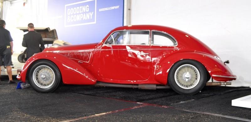 1938 Alfa-Romeo 6C 2300B Mille Miglia 2