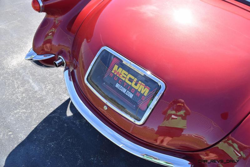 1953 Chevrolet Corvette Bubble Hardtop - 1989 Replica Vehicle 22