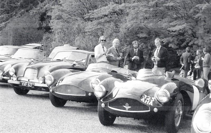 1955 Aston Martin DB3S Earns $5.5M At Gooding Pebble Beach 2014  11