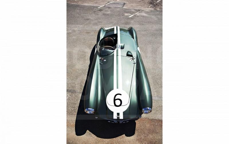 1955 Aston Martin DB3S Earns $5.5M At Gooding Pebble Beach 2014  13