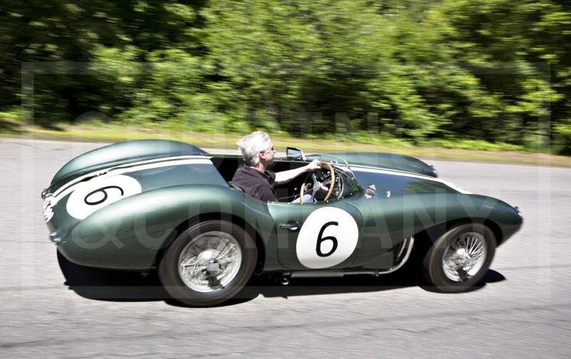1955 Aston Martin DB3S Earns $5.5M At Gooding Pebble Beach 2014  16