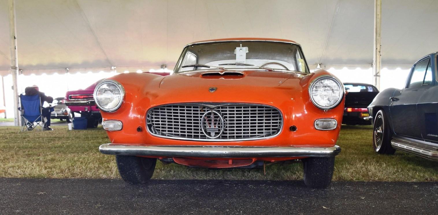 1963 Maserati 3500GTi Superleggera Coupe 19