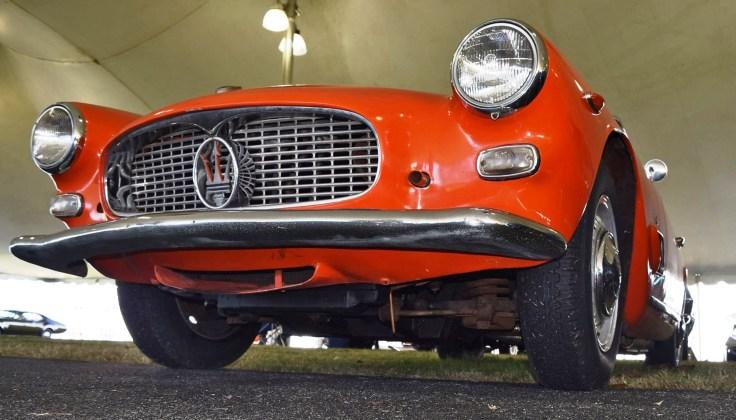 1963 Maserati 3500GTi Superleggera Coupe 24