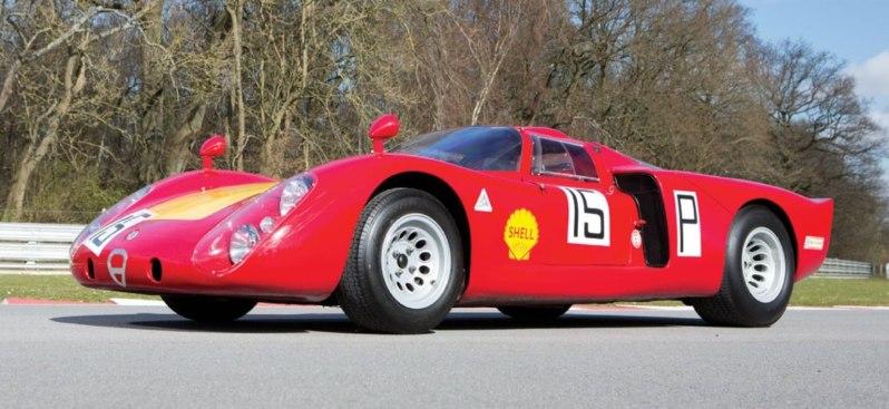 1968 Alfa Romeo Tipo 33-2 Daytona RM Auctions MONACO 2014 16