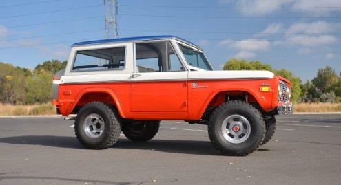 1971 Ford Bronco Stroppe Baja Edition 19