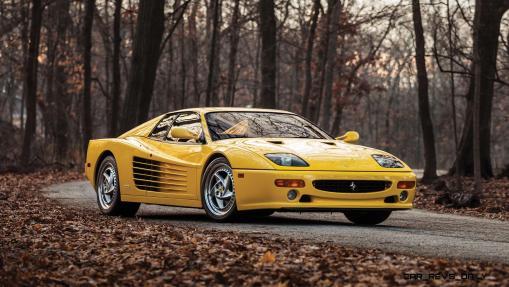 1995 Ferrari F512 Modificata 22