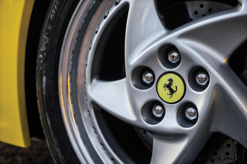 1995 Ferrari F512 Modificata 7