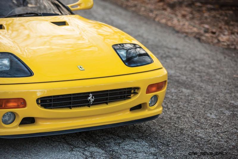 1995 Ferrari F512 Modificata 9