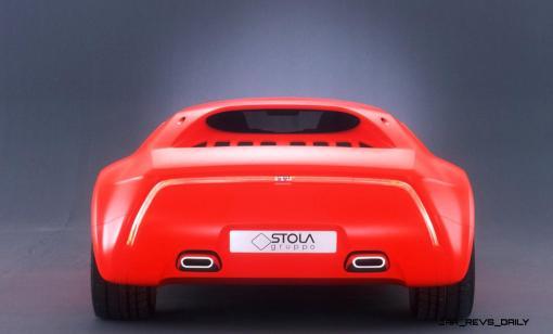 2000 Lancia Stratos S81 Stola 1