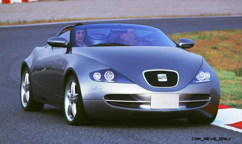 2001 SEAT Tango 10