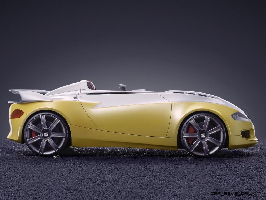 2001 SEAT Tango 20