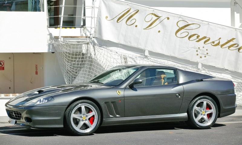 2006 Ferrari 575 SuperAmerica 15