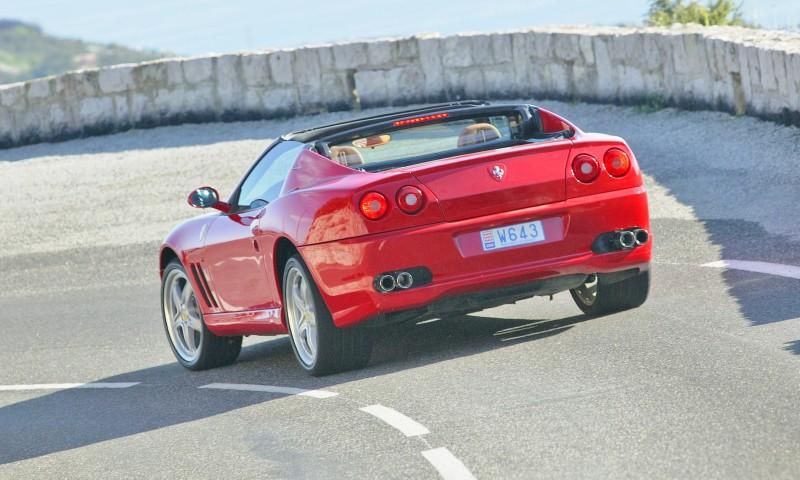 2006 Ferrari 575 SuperAmerica 25