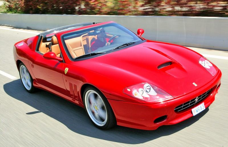 2006 Ferrari 575 SuperAmerica 35
