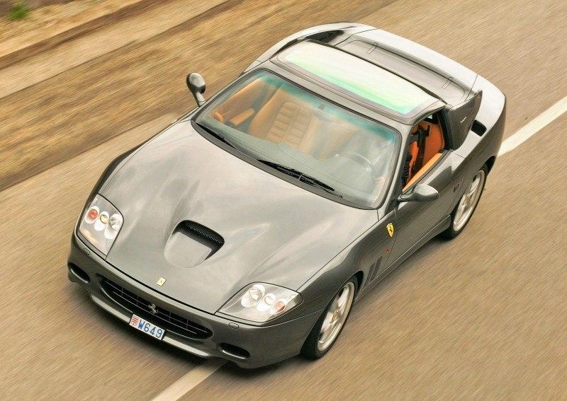2006 Ferrari 575 SuperAmerica 56