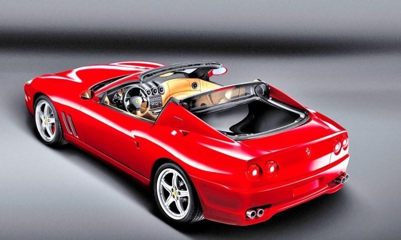 2006 Ferrari 575 SuperAmerica 6