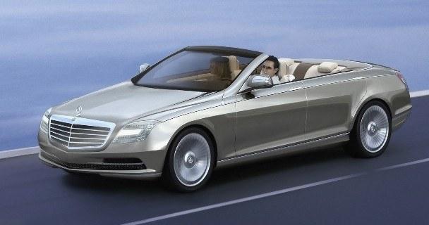 2007 Mercedes-Benz Ocean Drive Concept28