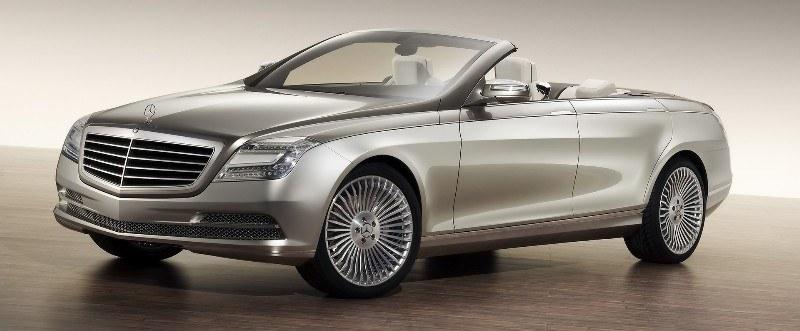 2007 Mercedes-Benz Ocean Drive Concept29
